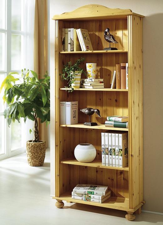 Bücherregal In Verschiedene Ausführungen