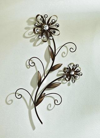 metallbilder und wandbilder aus metall kaufen brigitte st gallen. Black Bedroom Furniture Sets. Home Design Ideas