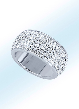 Memoire-Ring in Silber 925/- fein