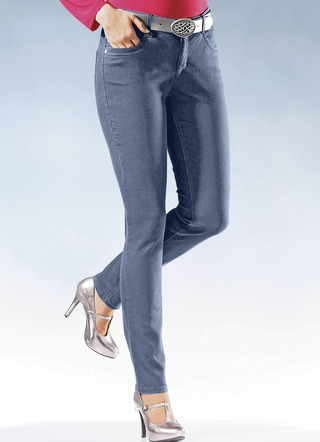 Magic-Jeans in 9 Farben