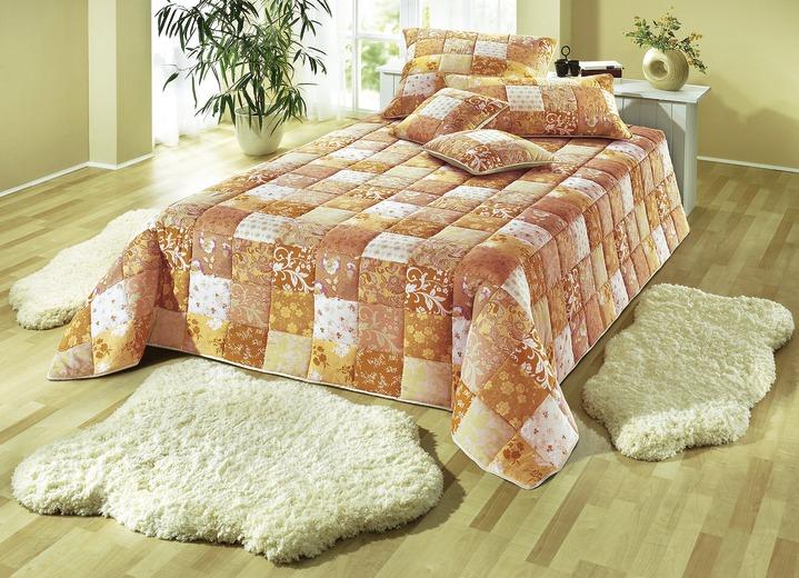 dreams tagesdecke in patchwork optik verschiedene farben tagesdecken brigitte st gallen. Black Bedroom Furniture Sets. Home Design Ideas