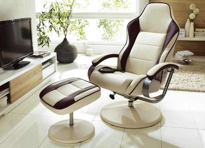 relax sessel mit hocker in verschiedenen ausf hrungen wohnzimmer brigitte st gallen. Black Bedroom Furniture Sets. Home Design Ideas
