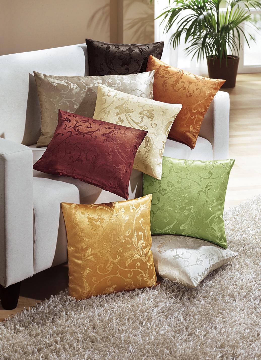 kissenh llen 2er set in verschiedenen farben wohnaccessoires brigitte st gallen. Black Bedroom Furniture Sets. Home Design Ideas