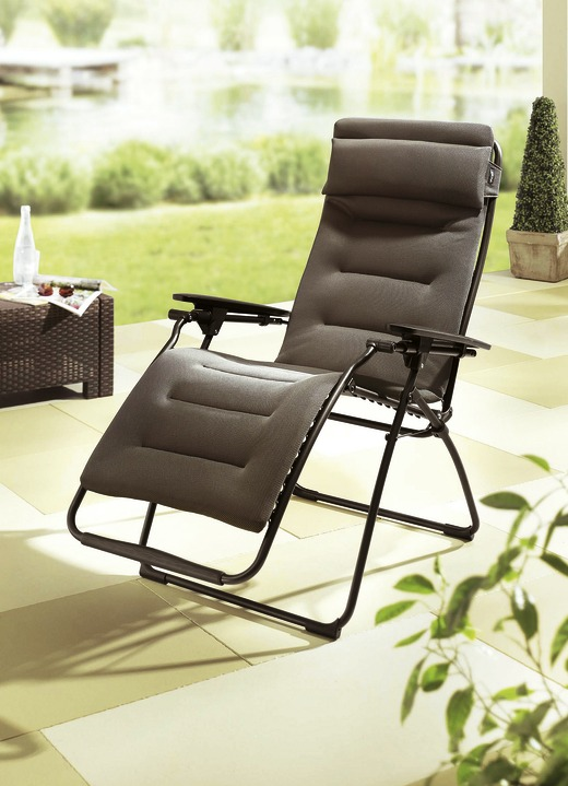 Lafuma Air Comfort Relax Liege Gartenmöbel Brigitte St Gallen