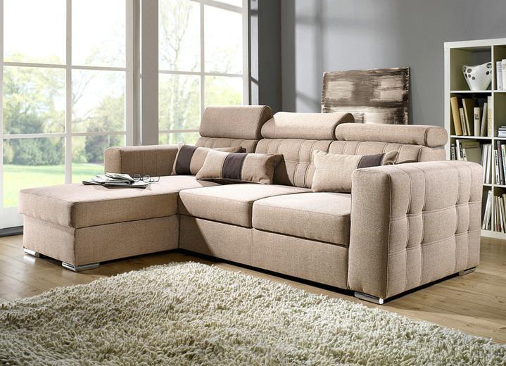polsterecke mit dekokissen in verschiedenen ausf hrungen wohnzimmer brigitte st gallen. Black Bedroom Furniture Sets. Home Design Ideas