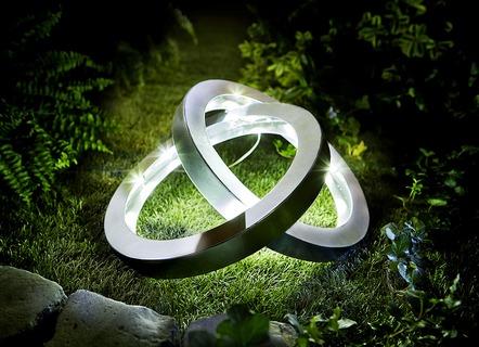 Hervorragend Dekolampen für den Garten und Solarlampen | Brigitte St. Gallen BW74