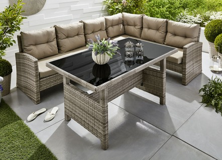dining lounge set venezia gartenm bel brigitte st. Black Bedroom Furniture Sets. Home Design Ideas