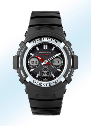 Robuste G-SHOCK-Herrenuhr der Marke Casio