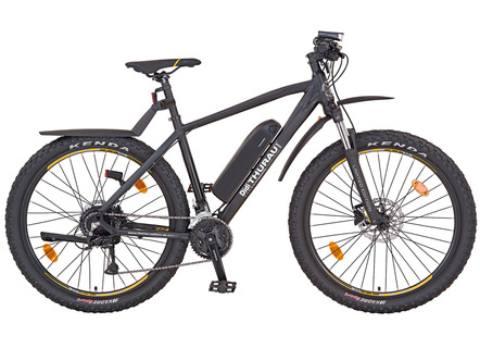 Elektro Alu-Mountain-Bike 27,5""