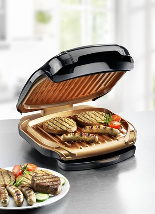 Livington Tischgrill - Low Fat Grill