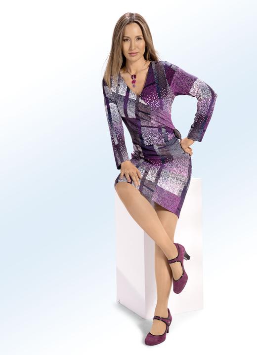 kleid in wickeloptik - damen | brigitte st. gallen