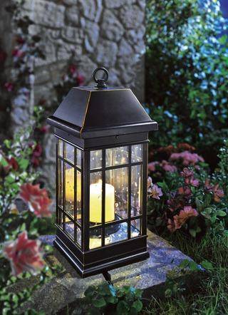 Dekolampen Fur Den Garten Und Solarlampen Brigitte St Gallen