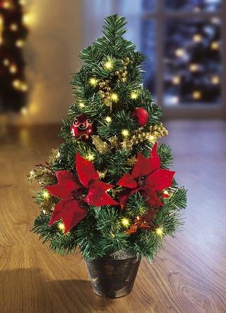 Online shop f r deko versand sch nes brigitte st gallen for Beleuchteter tannenbaum