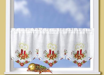 Küchenvorhänge und Landhausvorhänge kaufen   Brigitte St. Gallen