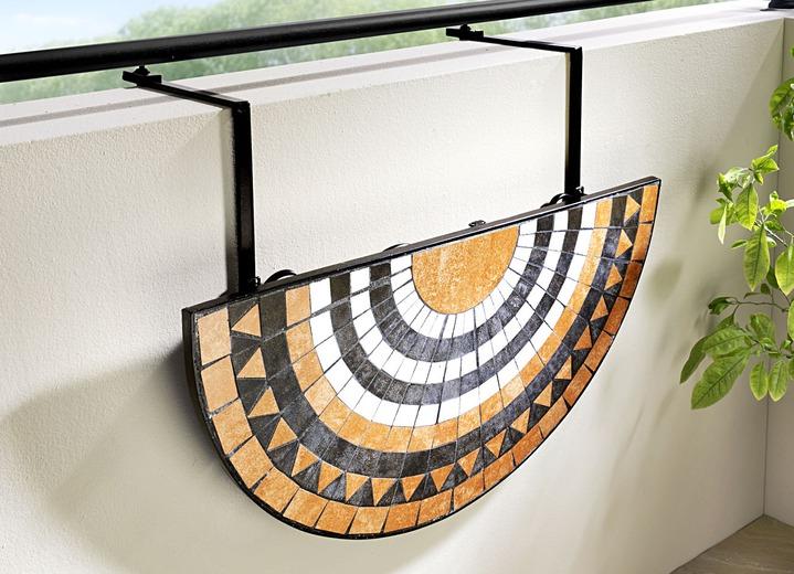 balkontisch zum einh ngen gartenm bel brigitte st gallen. Black Bedroom Furniture Sets. Home Design Ideas