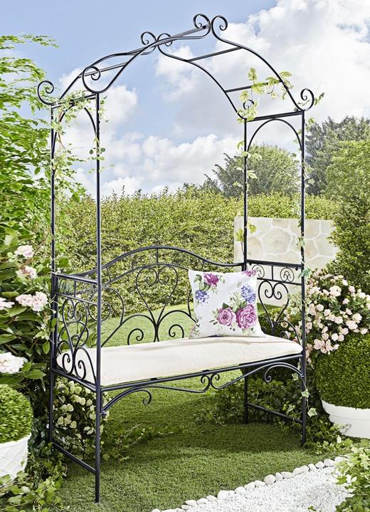 rosenbogen mit bank rosenbogen mit bank lovebank verzinkt laubenbank rost rosenbogen mit bank. Black Bedroom Furniture Sets. Home Design Ideas