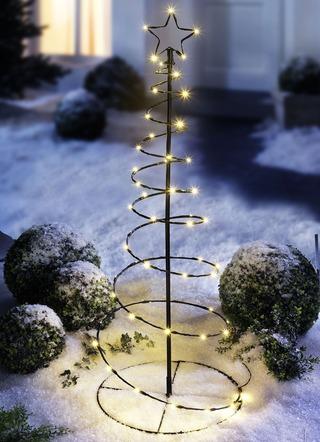 Gartenstecker Weihnachten.Weihnachtsdeko Außen Und Für Den Garten Kaufen Brigitte St Gallen