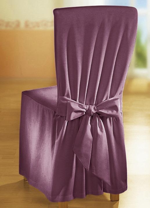 2er-Pack Stuhlhussen in verschiedenen Farben
