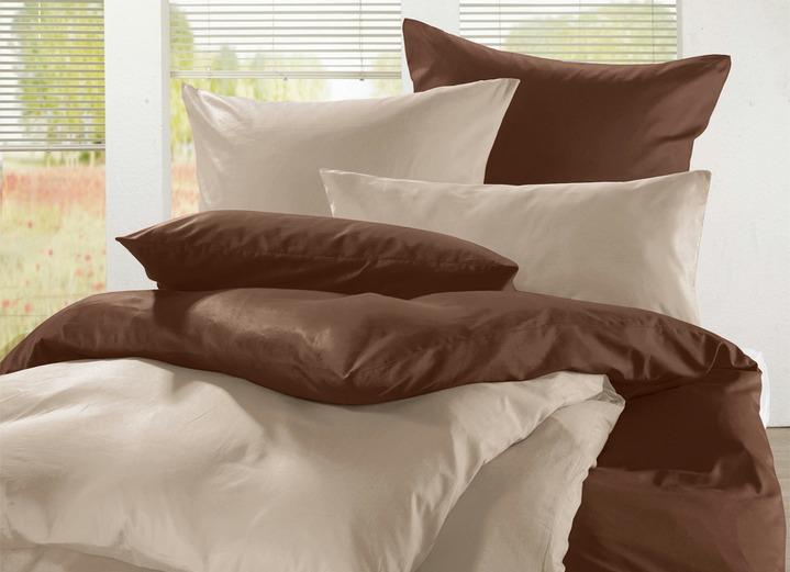 Bettwäsche-Programm in verschiedenen Farben
