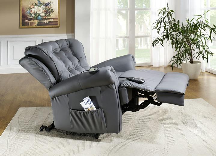 Relax-Sessel in verschiedenen Ausführungen