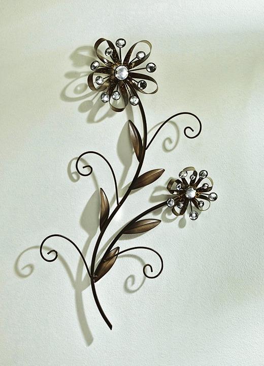 Wandbild «Blume»