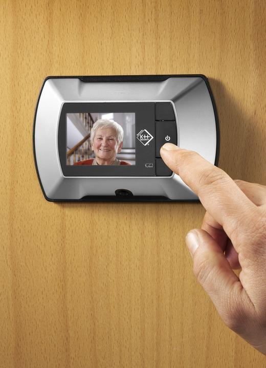 Digitale Türspionkamera