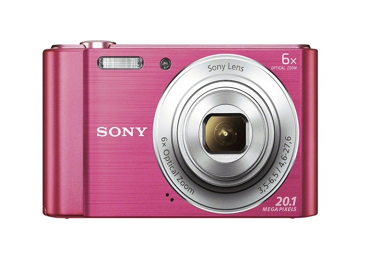 "Image of ""SONY"" Digital-Kamera DSC-W810"