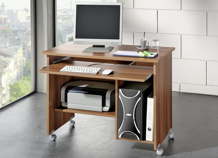 Image of Computertisch in verschiedenen Farben
