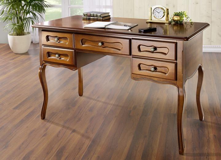 Schreibtisch in verschiedenen Ausführungen