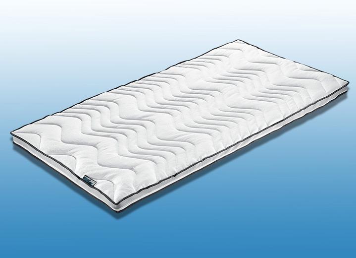«f.a.n.» 7-Zonen-Kaltschaum-Matratzentopper Premium
