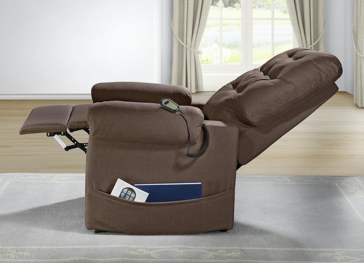TV-Sessel mit Motor und Aufstehhilfe, verschiedene Farben