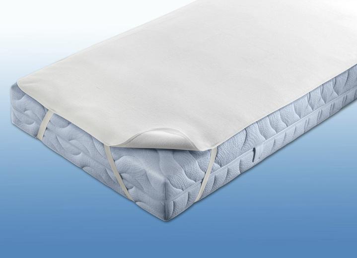 4-Jahreszeiten-Matratzenschutzauflage