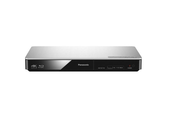 «Panasonic» Blu-ray-Spieler, verschiedene Ausführungen