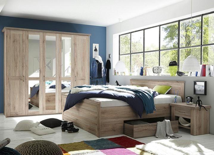Schlafzimmer-Set in verschiedenen Ausführungen