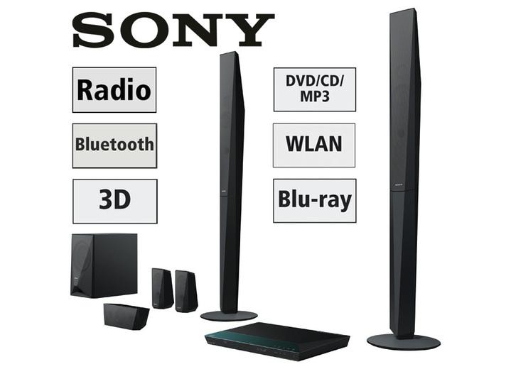 «SONY» BDV-E4100 Heimkino-Soundsystem