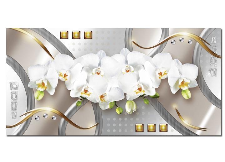 Bild «Weisse Orchideen» von der Künstlerin Jule