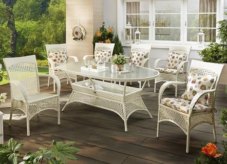 Gartenmöbel und Balkonmöbel online kaufen | Brigitte St. Gallen