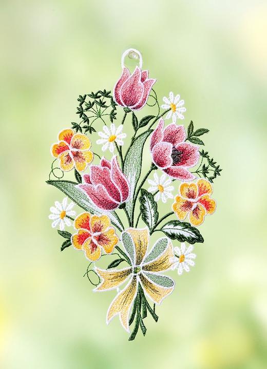 Fensterbild «Tulpen»