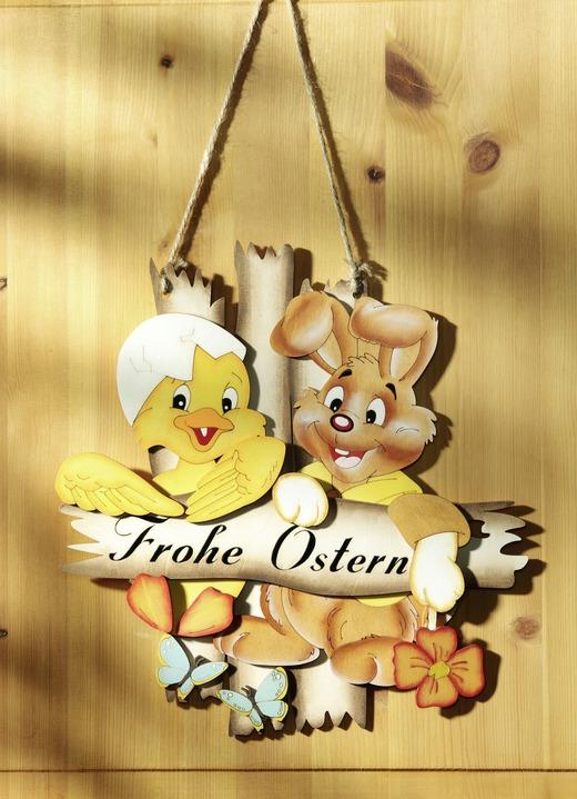 Dekohänger «Frohe Ostern»