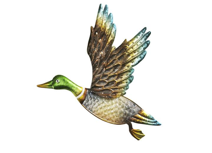 Wandbild «Ente» in verschiedenen Ausführungen
