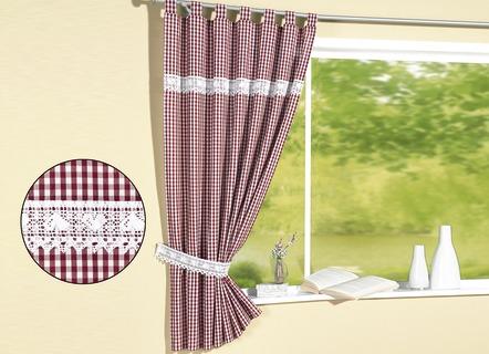 dekorative k chengardinen landhausgardinen brigitte st gallen. Black Bedroom Furniture Sets. Home Design Ideas
